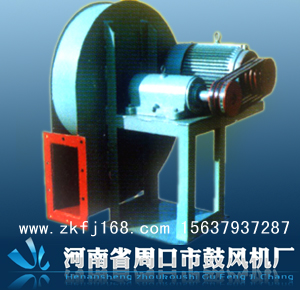 GY6-41系列锅炉离心鼓引风机