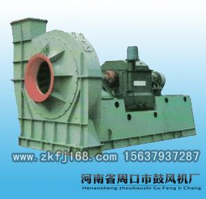 循环流化床锅炉专用通、引风机