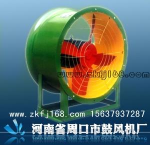 30K4-11轴流风机(即T30 C式皮带传动)