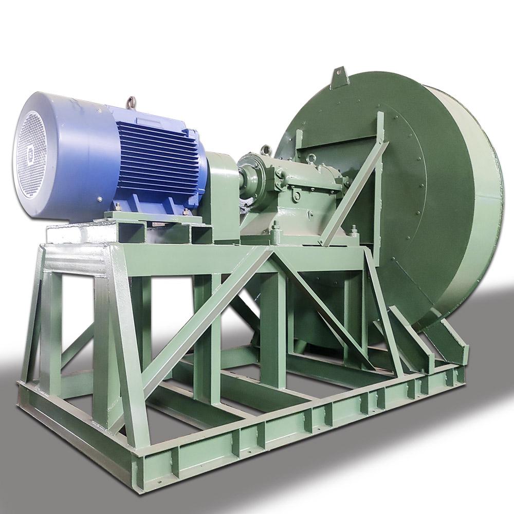 Y7-41NO.11.2D高压引风机/风压:4044Pa 流量:40018m?/h/4-75kw